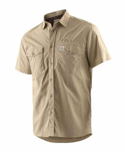 Correspondent Short Sleeve Shirt M
