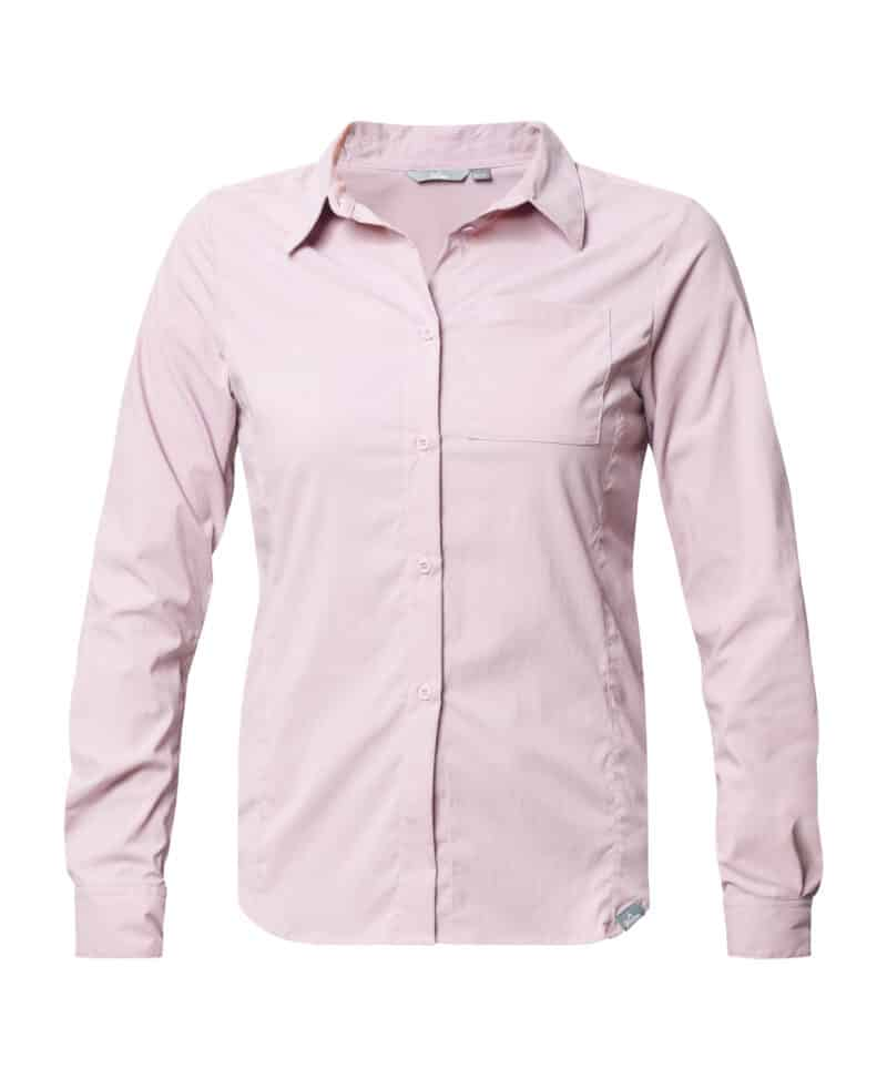Correspondent Long Sleeve Shirt W One Chest Pocket