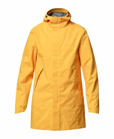 Rain Coat of left-over fabrics