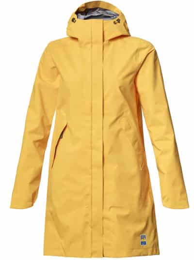 Re-Sorted Rain Coat W