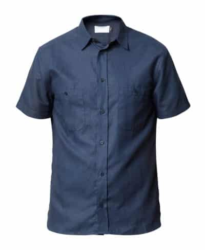 Kaiparo Hemp Short Sleeve Shirt M
