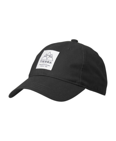 Labeled Organic Cotton 6 Panel Cap